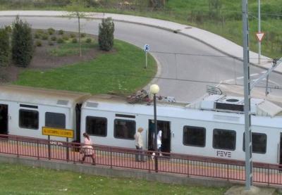 Supresión sin aviso previo del tren de las 8 hacia Oviedo