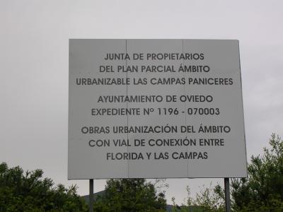 El PP achaca a «trabas» de la CHC el retraso en el vial La Florida-Las Campas