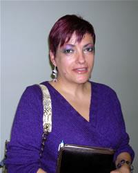 María José Blanco PRESIDE LA ASOCIACION DE VECINOS :