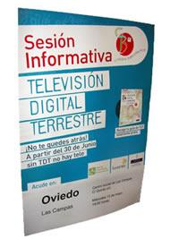 Sesión Informativa TDT