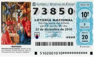 Premiada la Lotería de Navidad de la AAVV