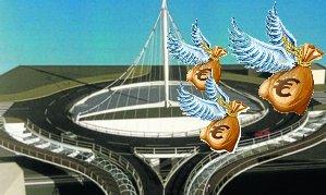 El PP 'saca' 240.000 euros del puente de La Florida para sondeos en el Campo