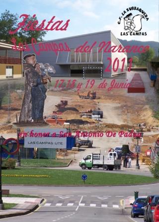 Fiestas Las Campas 2011